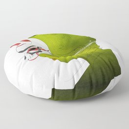 Fox Mask _side face Floor Pillow