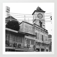 Phuket II Art Print