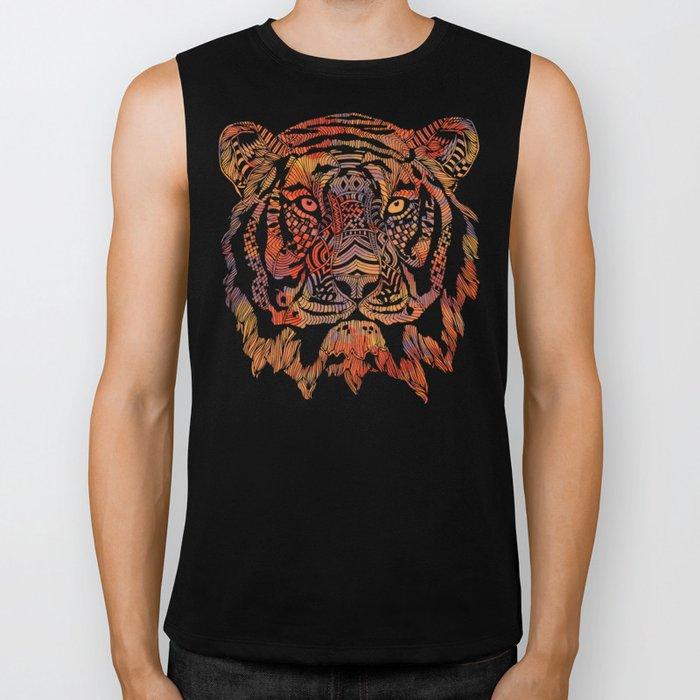 Tiger (Fearless) 2.0 Biker Tank