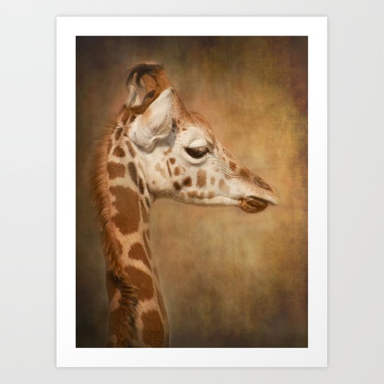 Beautiful Baby Art Print