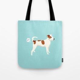 Dog Fart -Terrier Dogs, dog, dog print, dog fart, Tote Bag