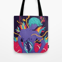 Freedom - Woman Tote Bag