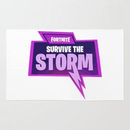 Fortnite Survive the Storm Rug