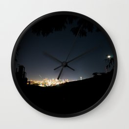 Gas Works Wall Clock