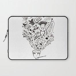 bad mood Laptop Sleeve