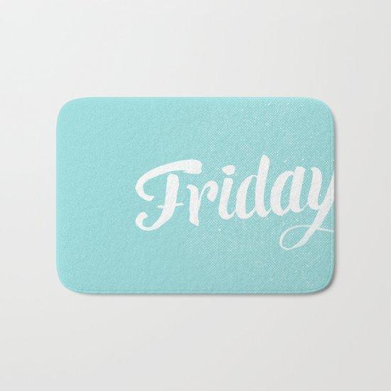 Friday Bath Mat