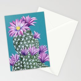 Purple Escobar Stationery Cards