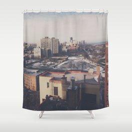 North Chicago Shower Curtain