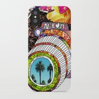 anna iPhone & iPod Cases featuring Picture This by Bianca Green