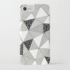 Pattern Triangles Slim Case iPhone 7