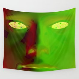 Face Aestheitic 1 Wall Tapestry