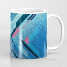 Geometric - Collage Love Coffee Mug