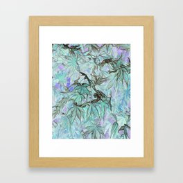 Nature's Magic Framed Art Print