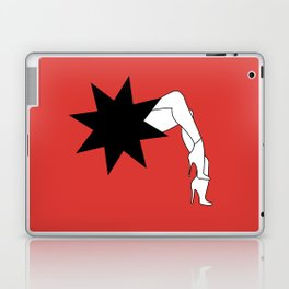 French Cancan - Paris Laptop & iPad Skin