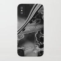 sneakers iPhone & iPod Cases featuring Sneakers by Lucas Brown