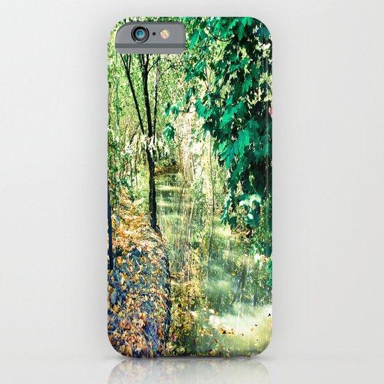 Hidden Autumn Creek iPhone & iPod Case