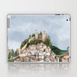 Lisboa landscape Laptop & iPad Skin