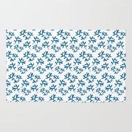 Seaweed Pattern Rug