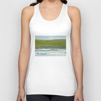 ruben ireland Tank Tops featuring Ireland; Doolin by Dustin Hall
