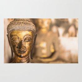 Wat Si Saket Buddhas X, Vientiane, Laos Rug