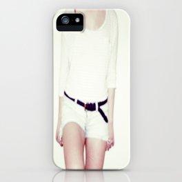 Monochrome iPhone Case