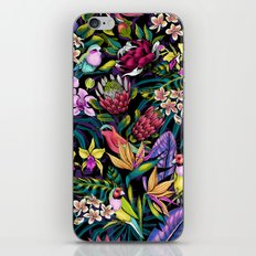 Stand Out! (midnight) iPhone & iPod Skin