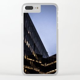 Silicon dock Clear iPhone Case