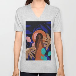 Midsummer Night's Dream #art print#society6 Unisex V-Neck