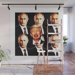 Putin's Whore/Trump Wall Mural