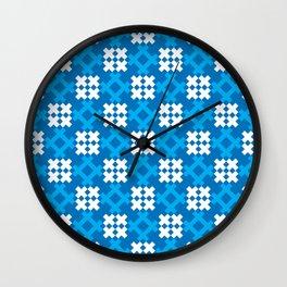 Aztlan Cuauhtli Wall Clock