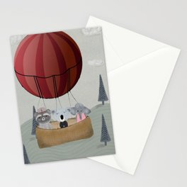 the littlest adventure Stationery Cards