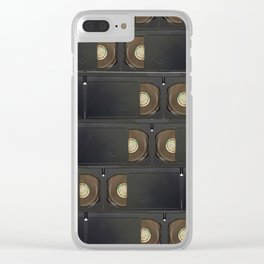 Analog Memory Clear iPhone Case