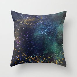 Exploring the Universe 3 Throw Pillow