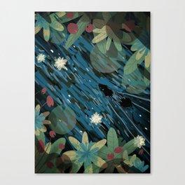 Jungle #3 Canvas Print
