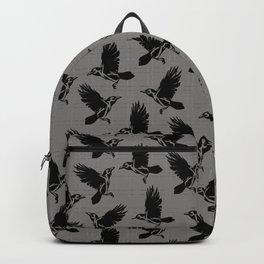 flock of crows Backpack