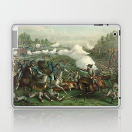 Civil War Battle of Opequan or Winchester Sept. 19th 1864 Laptop & iPad Skin