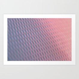 Ricochet Art Print