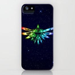 Zelda - Triforce full color iPhone Case