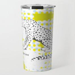 POP Cheetah Travel Mug