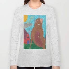 Big Bull Long Sleeve T-shirt