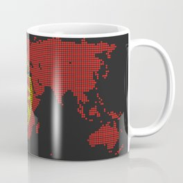 Portugal flag Coffee Mug
