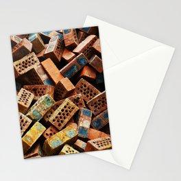 Chinese Bricks Stationery Cards