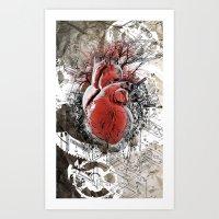 Intructions Art Print
