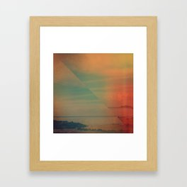 The Horizion has been Defeated Framed Art Print
