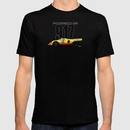 Lennep Piper 1970 Le Mans - 917K Chassis 917-021 T-shirt