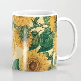 Helianthus Annuus Coffee Mug