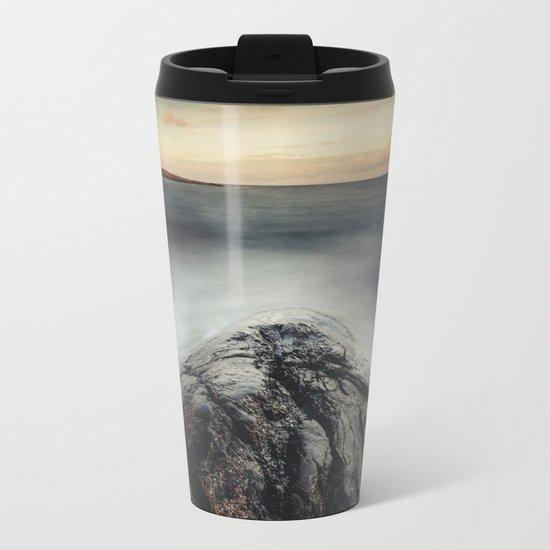 I´m a collider Metal Travel Mug