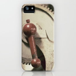 Manual iPhone Case