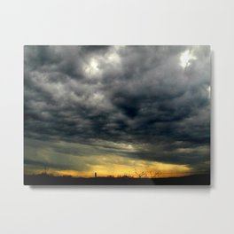 Sky Scape 2 Metal Print