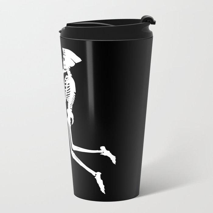 Lethal Love Metal Travel Mug